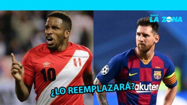 ¿Lionel Messi sería el reemplazo de Jefferson Farfán en el Lokomotiv de Rusia?