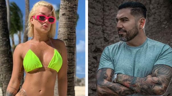 Leslie Shaw habría terminado su relación con tatuador Stefano Alcántara [VIDEO]