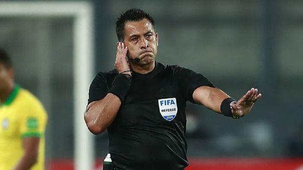 Perú vs. Brasil: FPF podría presentar reclamo ante Conmebol luego del polémico arbitraje de Julio Bascuñan