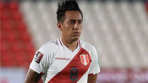 Christian Cueva fue separado del club Yeni Malatyas por indisciplina