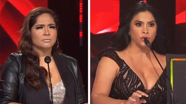 """Maricarmen Marín y Katia Palma protagonizan tenso momento en """"Yo Soy"""" [VIDEO]"""