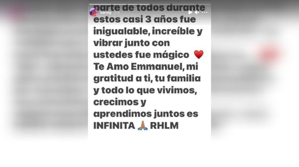 """Karol G le dedica tierno mensaje a Anuel AA: """"Mi gratitud a ti y todo lo que vivimos, crecimos y aprendimos juntos es infinita"""""""