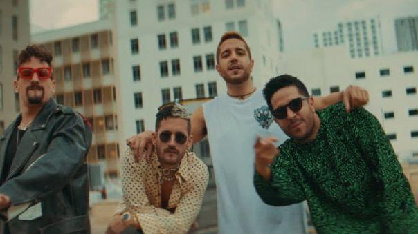 """Cali y El Dandee, Mau y Ricky y Guaynaa se juntaron para lanzar """"Despiértate"""" [VIDEO]"""