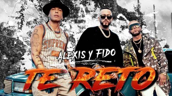 """Alexis y Fido se unen con Yandel para lanzar el nuevo sencillo """"Te Reto"""" [VIDEO]"""