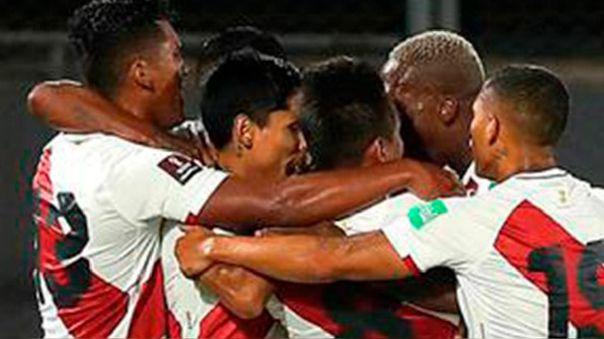 Jugadores de la Selección Peruana lanzan la campaña