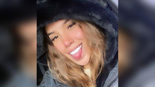 Yahaira Plasencia agradece a Dios por tener a su familia sana [VIDEO]