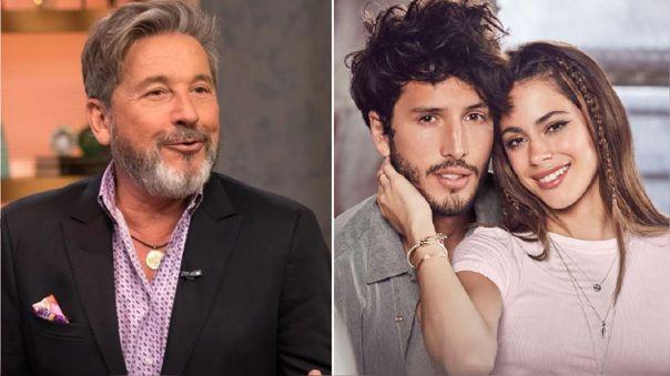"""Ricardo Montaner se pronunció sobre Sebastián Yatra y Tini Stoessel: """"Volvieron"""""""