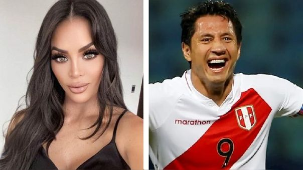 """Sheyla Rojas ya comenzó a seguir a Gianluca Lapadula en Instagram: """"Yo soy como todas las peruanas que ya lo están siguiendo"""""""