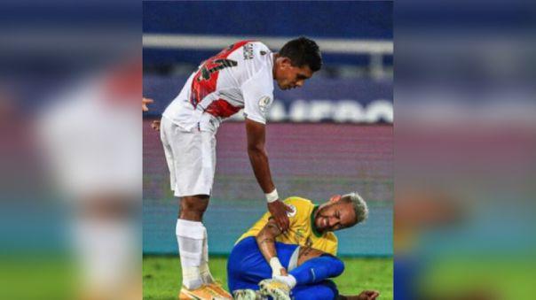 André Carrillo elogió a Raziel García: