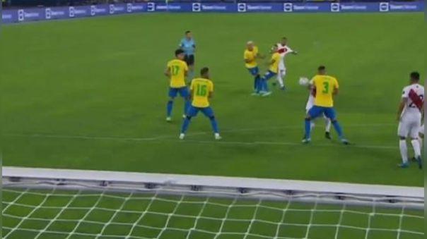 Perú vs. Brasil: Ex árbitro argentino, Javier Castrilli, opinó sobre el penal no cobrado a Thiago Silva: