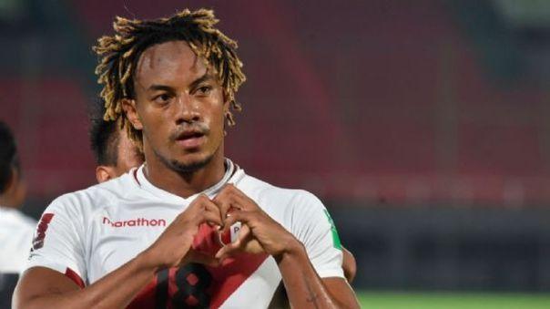 """André Carrillo está muy emocionado por jugar en las Eliminatorias Qatar 2022: """"Vamos por los seis puntos"""" [VIDEO]"""