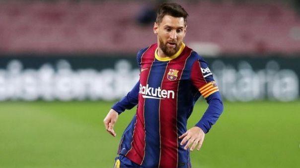 Lionel Messi se va del Barcelona