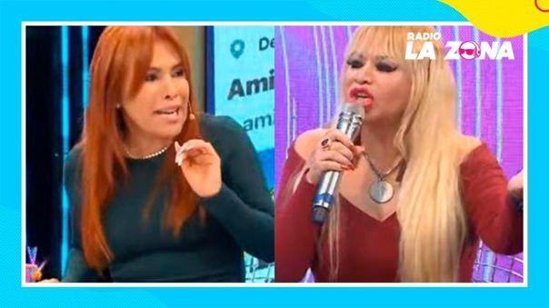 Magaly Medina estalla con Susy Díaz por defender a su ex pareja de agresión [VIDEO]