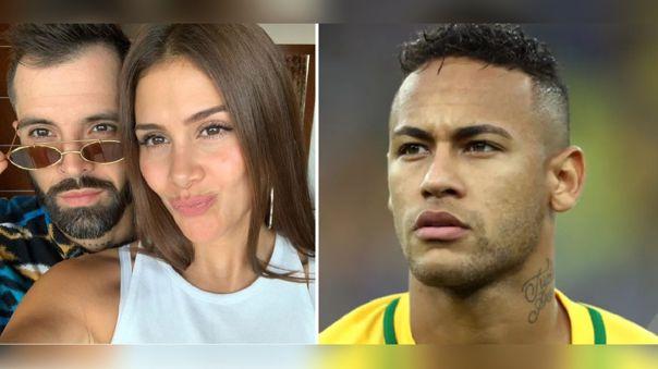 Mike Bahía confesó cómo logró que Greeicy Rendón borre de sus contactos a Neymar [VIDEO]