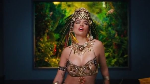 Karol G lanza canción en inglés 'Don't Be Shy'  en colaboración con Tiësto [VIDEO]