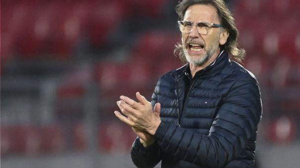 """Ricardo Gareca no dejará a la selección peruana: """"Yo respeto mi contrato con Perú"""" [VIDEO]"""