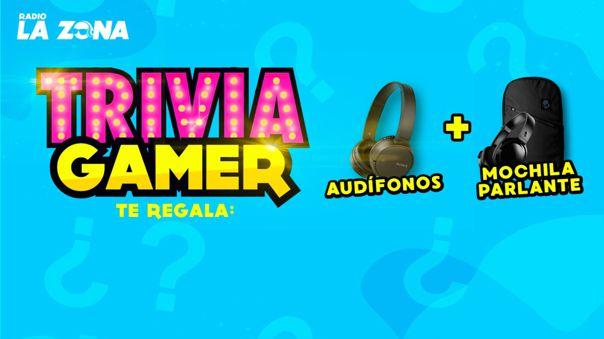Trivia Gamer de Radio La Zona