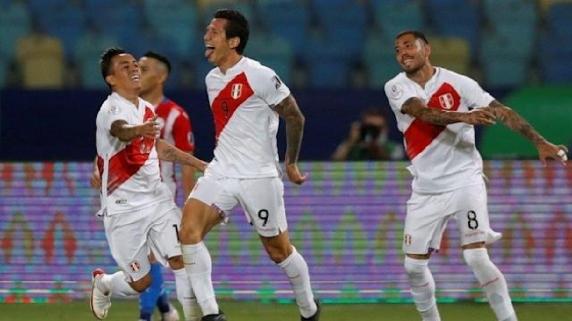 Perú vs. Brasil: El once de la selección peruana