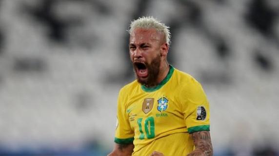 Neymar sobre críticas de la prensa: