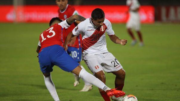Perú vs. Chile: ¿A qué hora es y donde puedo verlo?
