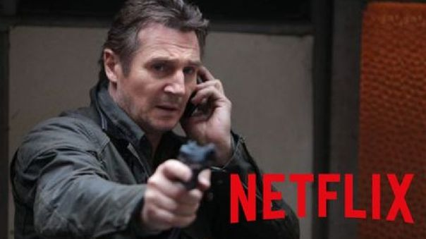 Liam Neeson protagonista.