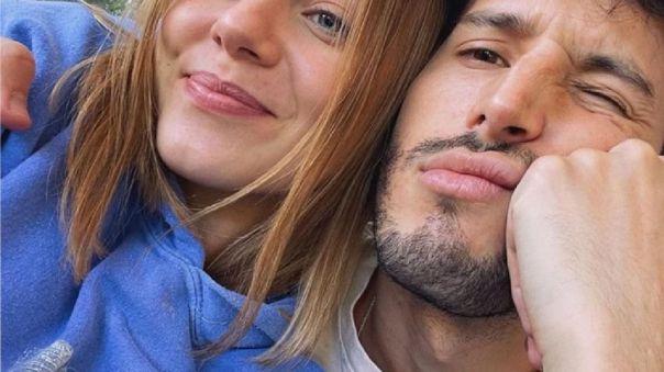Sebastian y su nueva pareja