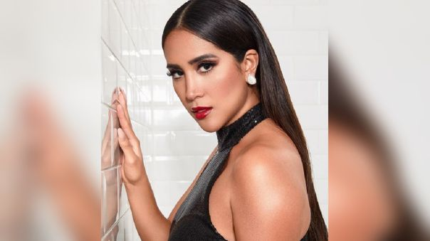 """Melissa Paredes regresó a la conducción de """"América Hoy"""" tras superar la COVID-19"""