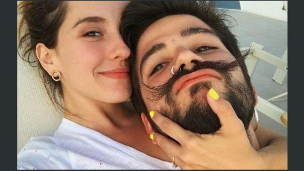 Evaluna y Camilo.