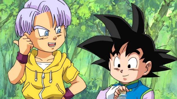 Goten y Trunks no tienen un papel muy relevante por ahora en Dragon Ball Super
