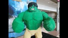 Facebook/Lego marvel avengers