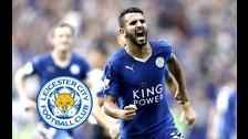 Riyad Mahrez. Hace seis años empezó en su equipo reserva, también en cuarta división, pero para enero ya había subido al primero. En 2014 llegó al Leicester por 400.000 libras.