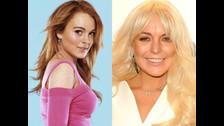 Lindsay Lohan tiene 29 años y es considerada la eterna chica mala de Hollywood, en su peor época Lindsay logró aparentar casi más de 20 años de los que en realidad tenía.