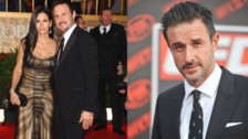 Courtney Cox estuvo casada con David Arquette, a quien le llevaba 11 años, cuando él tenía 28 y Cox 35. Su matrimonió duró 11 años hasta 2013.