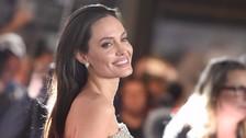 Angelina Jolie tiene un nivel de admiración de 9.1%.