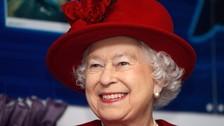 La reina Isabel II ocupa el segundo lugar con un nivel de admiración de 6.7%.