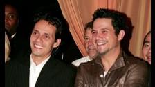 Alejandro Sanz y Marc Anthony: Fotos inéditas de una amistad de 20 años