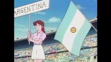 El creador del manga reveló que la idea para este manga surgió mientras veía el mundial de 1978, que se desarrolló en Argentina.