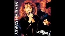 4. MARIAH CAREY  En 1992, la cantante hizo una de estas sesiones para callar a quienes la criticaban por tener una