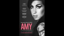 AMY  El documental ganó el Oscar. Narra la trágica historia de Amy Winehouse, sus conflictos, sus vicios. Todo contado a través de imágenes íntimas que conmueven al público y que generaron un conflicto entre la producción y el padre de la fallecida cantante. Imperdible.