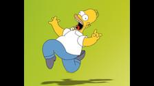 HOMERO  El padre de la familia Simpson estaría en coma según algunos seguidores bastante
