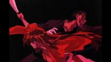 9. Kenshin vs Saito (Rurouni Kenshin)