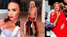 Halloween: Los mejores disfraces de los famosos en el 2016