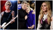 10 Estrellas de la música reaccionan a su elección como presidente
