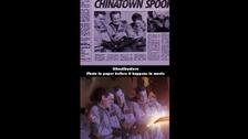 En Ghostbusters se incluye una foto de los Cazafantasmas en un periódico, pero antes de que la escena retratada ocurra en verdad.