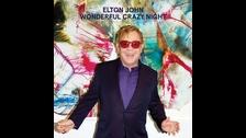 El álbum WONDERFUL CRAZY NIGHT de Elton John pcupó el puesto 39.