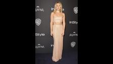 Kate Hudson en Michael Kors en los Golden Globes -