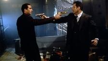 CARA A CARA. La película en la que participaron John  Travolta y Nicolas Cage se estrenó el 27 de junio del 97.