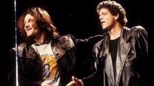 LOU REED. El músico acompañó a los liderados por Bono en 9 ocasiones. Primero dos veces en 1986 y luego otras siete en 1987.