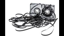 El horror que sentías al ver la cinta salida y enredada
