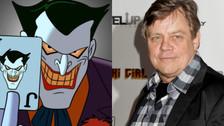 BATMAN. Otro actor popular que prestó su voz a dibujos animados en los noventas fue Mark Hamill. Él puso su voz al Joker en 'Batman: The Animated Series' y a Hobgoblin en Spiderman.